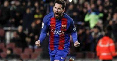 Lionel Messi consolida su primer puesto en goleadores de España