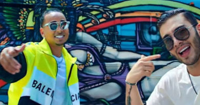 """Ozuna y Manuel Turizo lanzan """"Esclavo de tus besos"""" junto al vídeo musical"""