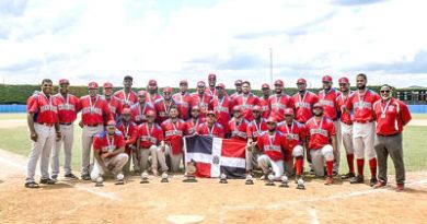 República Dominicana se llevó el oro en Brasil