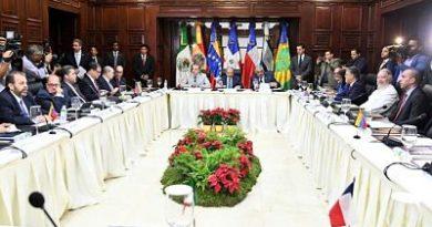 RD, de país escenario para el diálogo, pasa al plano de la confrontación con Venezuela