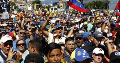 Maduro y Guaidó miden sus fuerzas en la calle