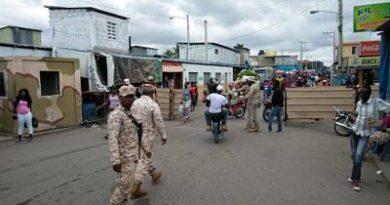 Ventas en mercado fronterizo de Dajabón se ven afectadas por protestas en Haití