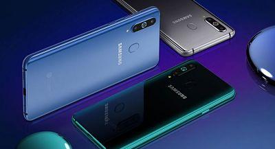 Samsung estaría preparando una cámara frontal retráctil para el Galaxy A90