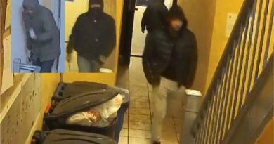 Buscan cuatro atracadores que invadieron y saquearon apartamento de dominicanos en El Bronx