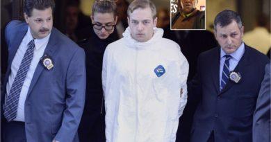 Cadena perpetua a un supremacista blanco por asesinato de afroamericano con una espada en Manhattan