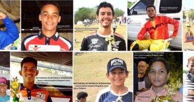 Los campeones dominicanos listos paracorrer el domingo en el motocross de Dajabón