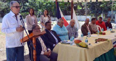 IDECOOP posesiona nuevas autoridades en la cooperativa El Centro en El Seíbo