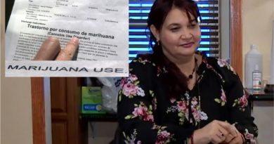 Dominicana va por dolor de pecho a hospital y le diagnostican sobredosis de marihuana