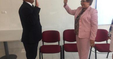 Milton Reyes asume como nuevo rector del ITSL.