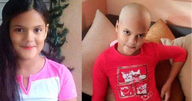 Niña dominicana con leucemia linfoblastica se queda sin quimioterapia en NY para regresar sin visa