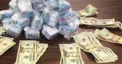 Una dominicana y dos hijos dirigían narco banda y fueron arrestados con 16.000 bolsas de heroína