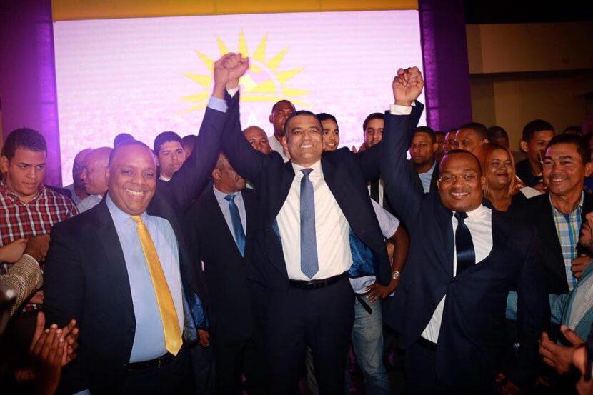 LA UNIÓN HACE LA FUERZA; Diputado Luis Alberto Tejeda encabeza poderosa vértice de legisladores asumiendo precandidatura Alcalde por el PLD en SDE