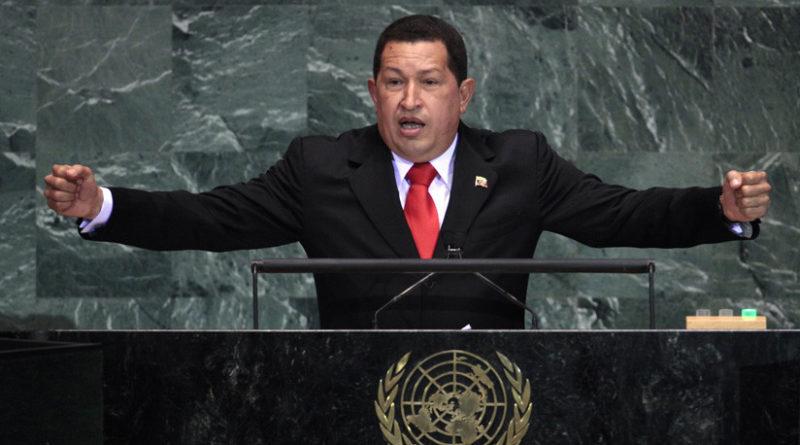 Las 5 'profecías' de Hugo Chávez sobre EE.UU. (que se están cumpliendo en Venezuela