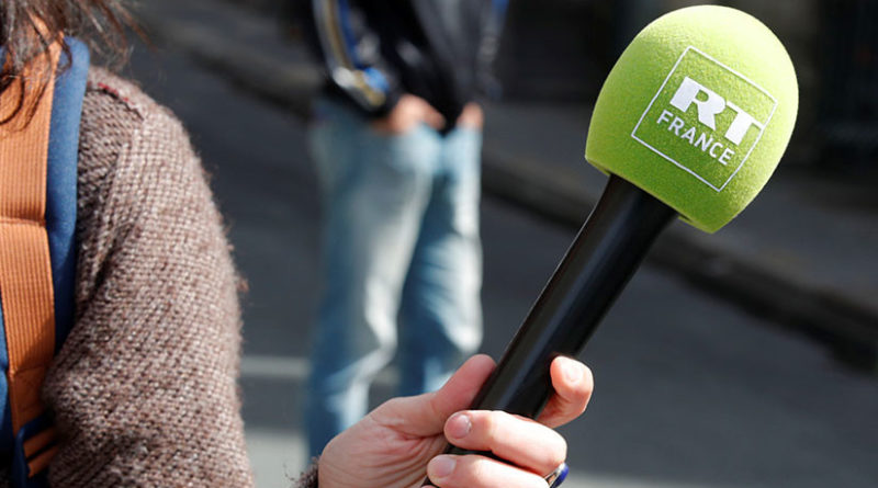 """Moscú sobre la situación de Sputnik y RT en Francia: """"Hay un hostigamiento sistemático a los medios rusos"""""""