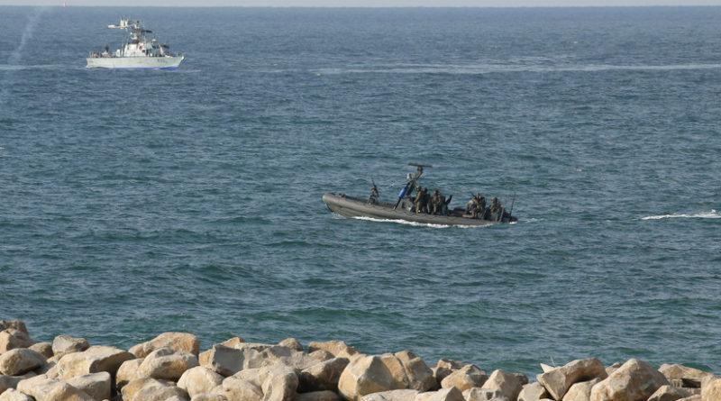 La Armada israelí abre fuego contra un barco palestino cerca de Gaza