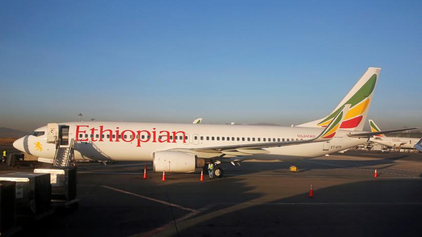 Se estrella un avión de pasajeros Boeing 737 de Etiopía cuando volaba a Kenia