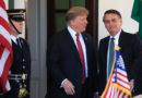 """""""Brasil encima de nada"""": Las redes se mofan del encuentro entre Trump y Bolsonaro"""