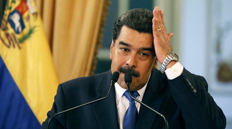 """Maduro denuncia a EE.UU. por """"secuestrar"""" 5.000 millones de dólares destinados a medicinas"""