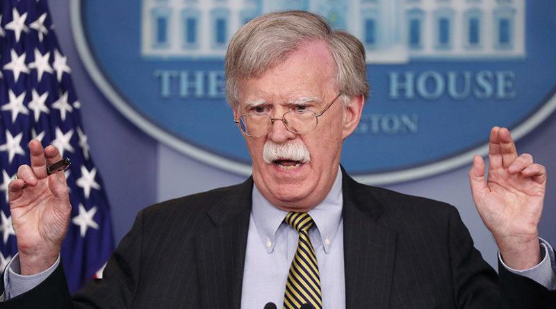 """Bolton: EE.UU. podría emplear la fuerza militar en Venezuela """"para proteger a 50.000 estadounidenses"""""""
