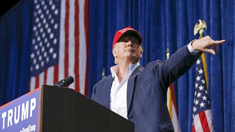 """Trump: """"No hay colusión ni obstrucción, exoneración total y completa, ¡Sigamos haciendo grande a América!"""""""