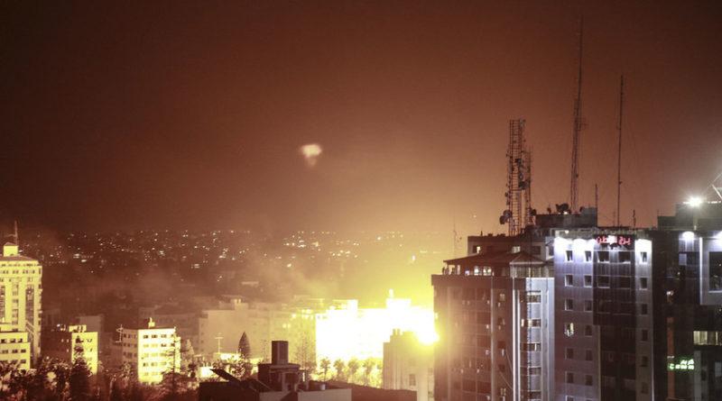 """ARDIENTE :Netanyahu: """"No dudaremos"""" en entrar en Gaza como parte de una """"respuesta muy fuerte"""" a Hamás"""