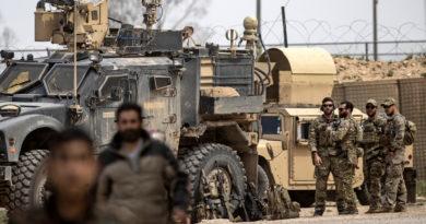 Canciller turco: EE.UU. afirma que no saldrá de Siria si las tropas gubernamentales ocupan el norte del país