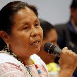 """Líder indígena pide a López Obrador que en vez de exigir perdón a España """"deje de despojar"""" a los pueblos originarios."""