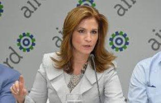 AIRDCirce Almánzar, afirmó ayer que no hay condiciones para pensar en un aumento de un 30%