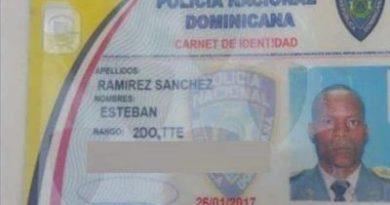 ALERTA ; Desconocidos matan a un segundo teniente de Policía en San Cristóbal