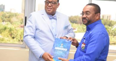 Alcalde René Polanco firmará acuerdo con la UASD para la enseñanza de inglés, francés y mandarín a munícipes de Santo Domingo Norte