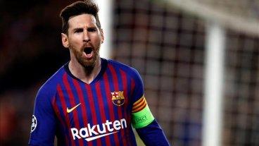 Así le ha ido a Leo Messi contra el Manchester United