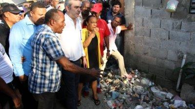 BUENA INICIATIVA;Abinader cree cañadas son dedo acusador contra autoridades