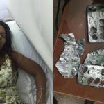 CASI CASI SE VA ! ; Mujer de 34 años intenta quitarse la vida