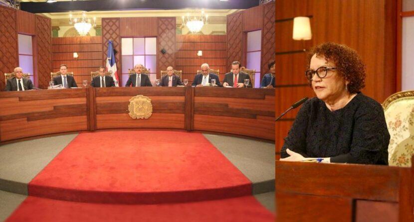 CNM conocerá próxima semana recusación jueza Miriam Germán contra procurador