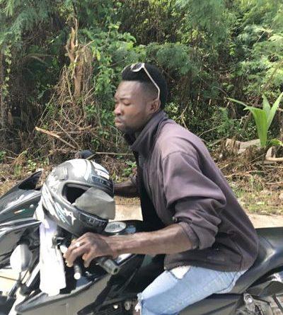 Captado en cámara haitiano durante presunto robo en apartamento en Bávaro