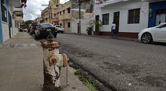 """Carencia de hidrantes en el GSD es una """"bomba de tiempo"""""""