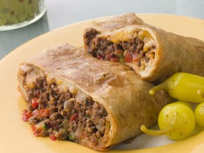 Chimichanga (receta mexicana)