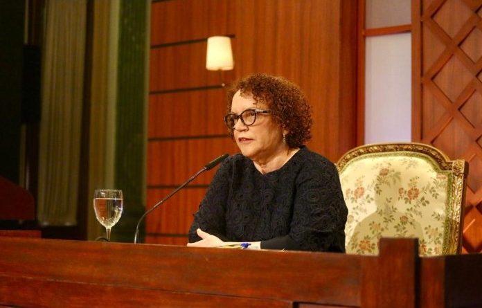 Jueza Miriam Germán responde al procurador sobre supuestos encuentros con Díaz Rúa