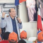 """Ramfis Trujillo: El """"murito"""" que pretende construir Danilo es solo para recaudar fondos para la reelección"""