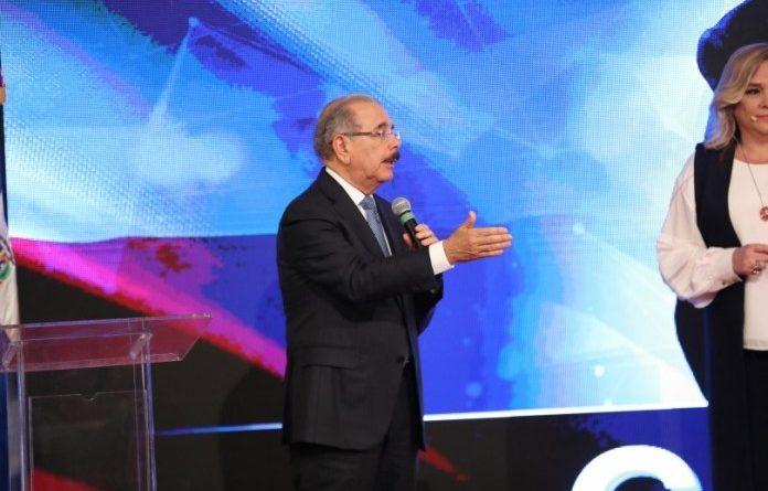 """Danilo Medina: """"Estoy tratando de luchar por la RD de hoy y la RD de mañana"""""""