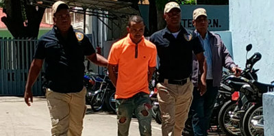 ESTÁN QUE NO JUEGAN : DICRIM apresa supuesto ladrón de motores perteneciente a banda en SJM