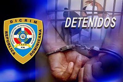 ESTA TRABAJANDO: PN detiene una persona, retiene dos motocicletas y ocupa droga en Restauración , uno supuestamente de nacionalidad haitiana