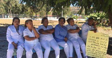 Enfermeras del Cercado piden nombrar más personal, han jubilado 14