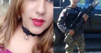 Ex pareja mata joven de cinco disparos en La Vega.