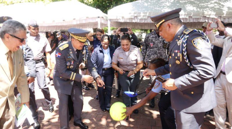 Se inicia Tercera Feria de Seguridad Ciudadana en el Distrito Nacional