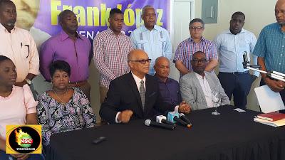 Frank López: Pre Candidato A Senador SC Llama A La Unidad Del PLD, Pide Elecciones Presidencial Cada Cinco Años.