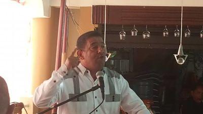 Geovanny Arias presenta precandidatura a diputado por el PLD