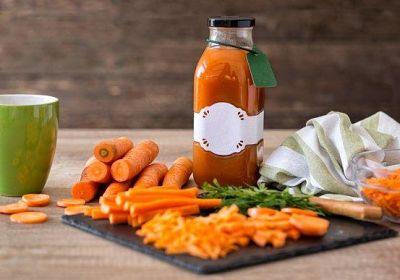 Jarabe de zanahoria para la gripe: beneficios y preparación