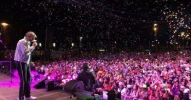 Juan Luis Guerra colapsa Tenerife en el cierre de Carnaval