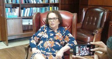 """Jueza Miriam Germán califica como """"una canallada"""" trato que le dio el Procurador"""